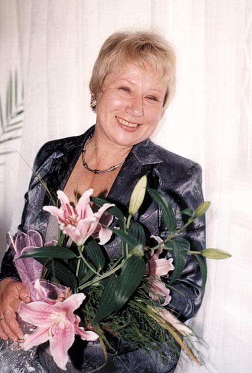 Наталья Ржевская Natalia Rzhevskaya -директор конкурса