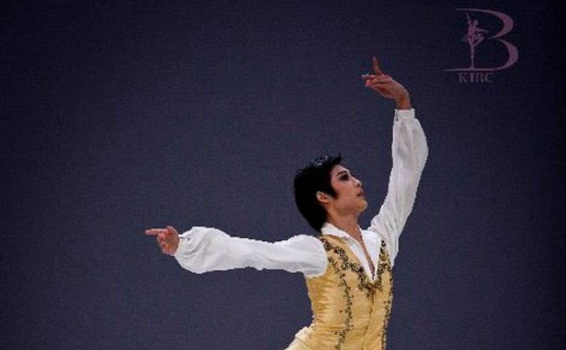We are proud to announce the winners of the Korea International Ballet Competition