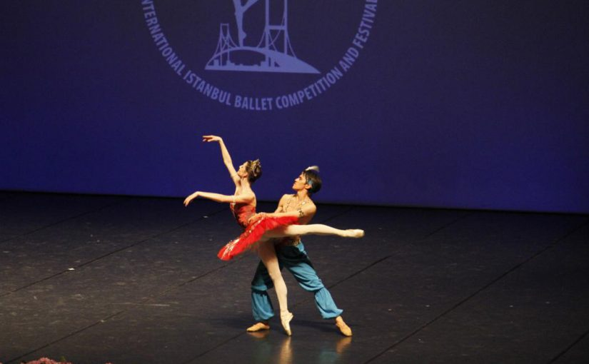 We are proud to announce the winners of the V International Istanbul Ballet Competition