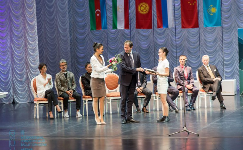 International Competition of Ballet Dancers in Astana announced the winners!