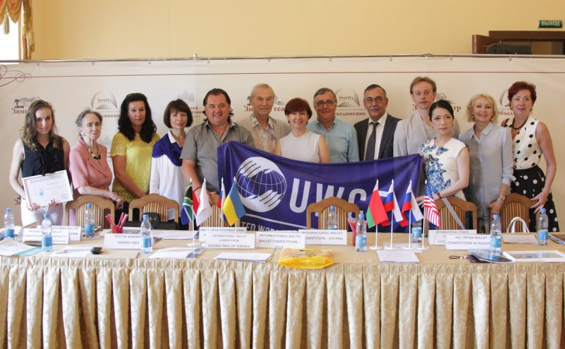 IX General Assembly of the International Federation of Ballet Competitions was held in Sochi