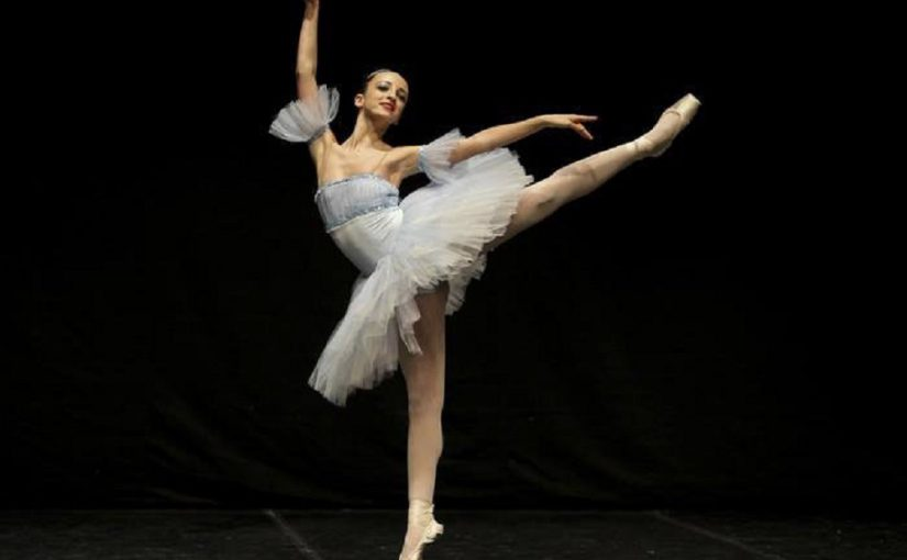 "We are proud to announce the winners of the International Ballet Competition ""Città di Spoleto"""